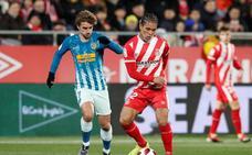 Sorpresa: otro empate entre Girona y Atlético