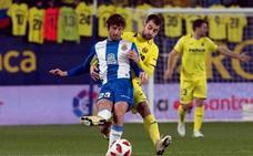 La fe del Villarreal evita la clasificación del Espanyol