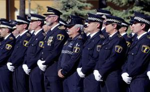 Los policías locales interinos sólo podrán trabajar un año para cubrir las jubilaciones