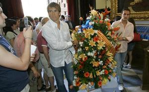 Los colectivos falleros apoyan que el Valencia desfile en la Ofrenda