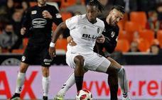 El Valencia negocia la salida de Batshuayi rumbo a Mónaco