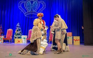 Los Reyes Magos también se casan