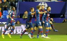 Las mejores imágenes del Levante-Barça