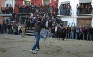 La Peña Mil Duros, los teloneros del bou al carrer