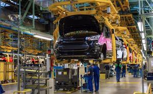 Ford Europa aplaza hasta primavera la reestructuración en su planta de Almussafes