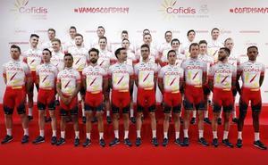 El Cofidis más ambicioso, de Valencia al Tour