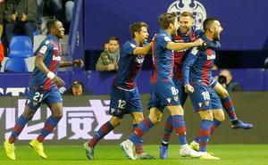 VÍDEO | Así ha sido el Levante 2-1 Barcelona de Copa del Rey