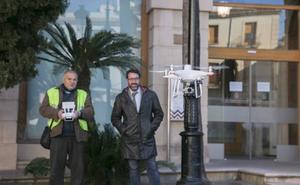 Gandia compra un dron con 6.000 euros para detectar irregularidades urbanísticas
