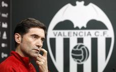 Marcelino: «No he tenido ningún ultimátum del club»