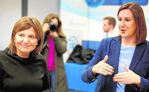 Català defiende el legado de Barberá como elemento de cohesión de su candidatura