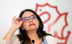 Mónica Oltra rectifica a Pablo Iglesias en materia sexual: «Los feministas no lo hacen todo mejor»