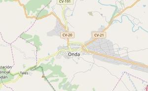 Bomberos localizan a una persona que desapareció en una zona de montaña de Onda