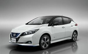 El Nissan Leaf gana más autonomía