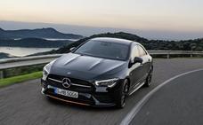 Segunda generación para el coupé Mercedes CLA
