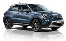 La versión Mirror llega al Fiat 500 X