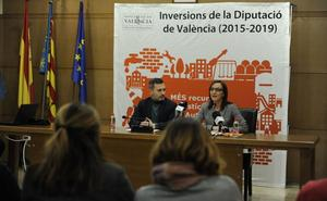 Tavernes recibe tres millones de la Diputación en cuatro años