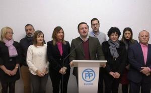 Ruz asume la portavocía del PP tras lograr el apoyo de todos los concejales