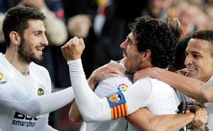 VÍDEO | El gol de Parejo (1-0)