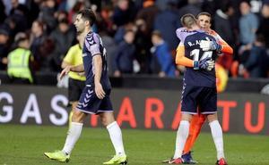 VÍDEO | Alcaraz marca el gol del empate (1-1)