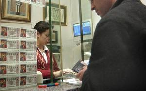 Vendido en el centro de Valencia el segundo premio del Sorteo Extraordinario de Invierno de la Lotería Nacional