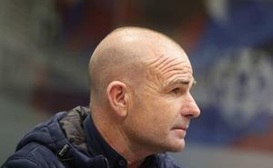 Paco Lopez: «El Atlético es un rival temible con señas de equipo menos grande»