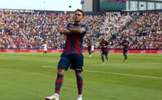 Roger Martí, el aspirante al Zarra que amenaza al Atlético