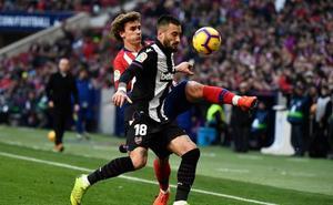 El Levante UD exige al Comité de Árbitros que revise la aplicación del VAR tras el penalti contra el Atlético