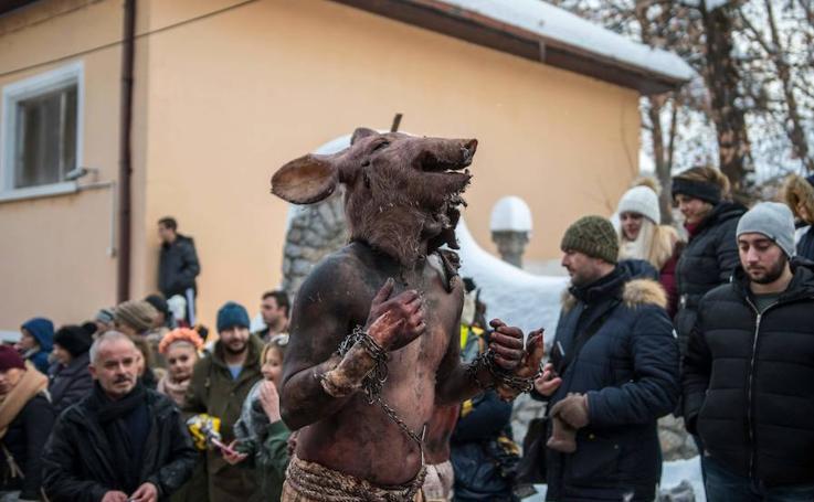 El carnaval milenario más siniestro del mundo