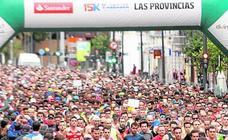 15K Valencia Abierta al Mar: un gran fondo vertiginoso