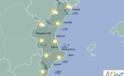 Las temperaturas bajarán mañana de nuevo