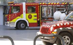 Un incendio obliga a desalojar a 200 personas de un gimnasio en Cortes Valencianas