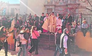 El municipio celebra la fiesta de San Antonio