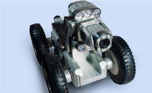 Buscan al niño caído en un pozo en Málaga con un robot para inspeccionar tuberías
