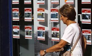Los alquileres en Valencia superan los mil euros mensuales de media aunque frenan su escalada