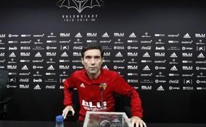 Marcelino: «¿Cómo vamos a dar por finalizada la temporada? El equipo no está destruido»