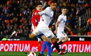 Todos los vídeos y fotos del Valencia 3-0 Sporting de Copa
