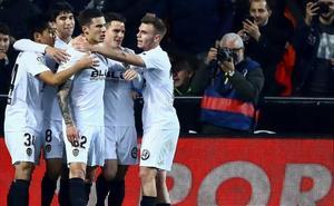 VÍDEO | Los dos goles con los que Santi Mina remontó la eliminatoria