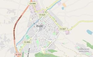 Tres heridos al explotar un calentador en una vivienda de Aspe