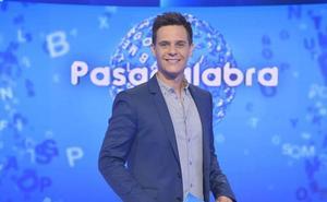 El emotivo mensaje de Almudena Cid a Christian Gálvez en 'Pasapalabra'