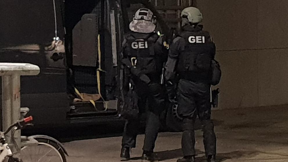 Los Mossos despliegan una operación antiterrorista en Cataluña