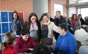 Recta final para la apertura del centro para personas con diversidad funcional de Sueca