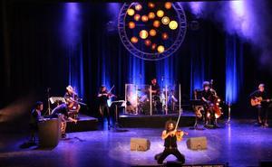 Piedrahita y Ara Malikian hacen vibrar con humor y música al Auditori TM