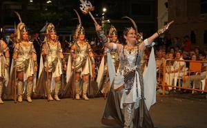 Los Moros y Cristianos de Catarroja aspiran a ser Fiesta de Interés Turístico