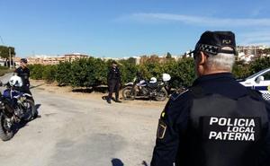 Paterna invierte dos millones en emisoras, nuevos retenes y vehículos de Policía Local