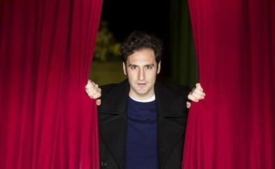 Álex Gadea: «Repetí varios cursos hasta llegar a la optativa de teatro»