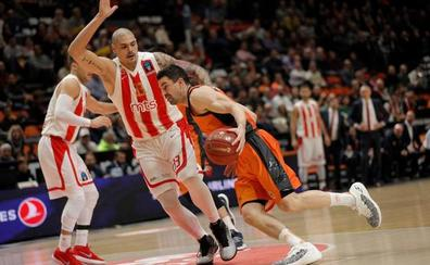 Victoria contundente del Valencia Basket