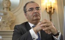 Santander, imputado por la gestión de Ron y Saracho al frente del Popular