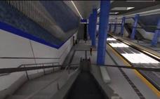 Así será el recorrido de la línea 10 de Metrovalencia