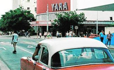 El viaje inolvidable de Nacho Errando: una habana de película