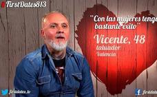 El valenciano de Vox que triunfó en 'First Dates'